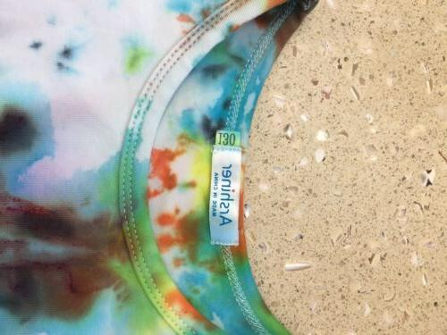 NEW NWOT tie Dyed Dress 130 8