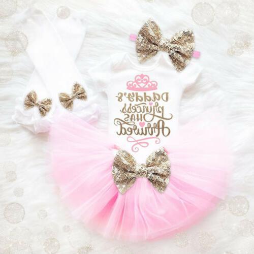 newborn baby girl wedding party romper skirt