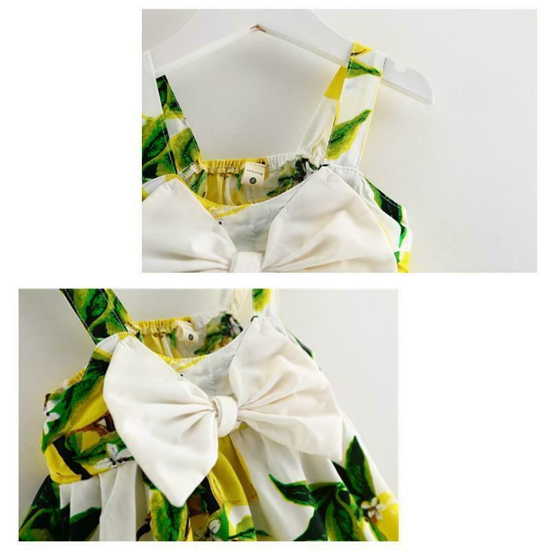 Newborn Solid Dress Bow Headband Set Clothes