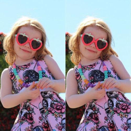 Newborn Toddler Star Wars Party Tutu Dress Sundress US