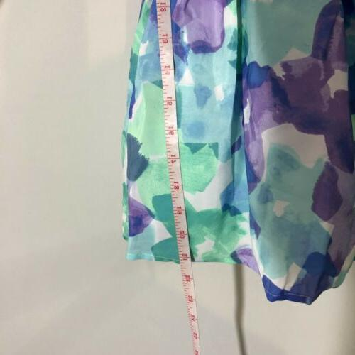 NWT Place Blue Sweet Lil Big Flower Formal New