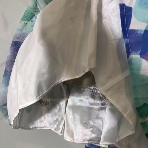 NWT Place White Blue Purple Lil Big Formal New