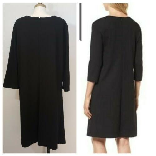 HALOGEN NWT black dress XL