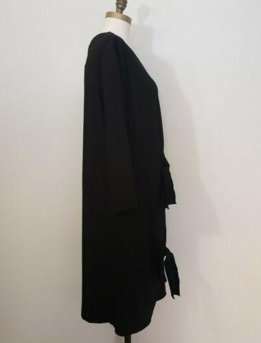 HALOGEN tie detail black