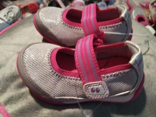 SURPRIZE by STRIDE pink Shoes Mary Size toddler