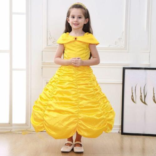 Princess Dress Up for Girl