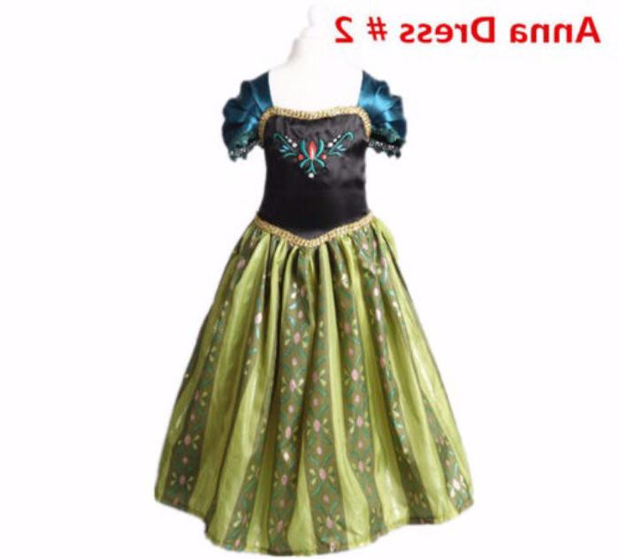 Princess Cosplay Dress Dress 2-10