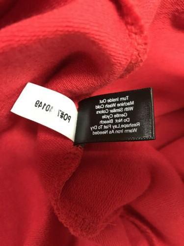Boston Proper Sport Dress Red/White/Black $98 NWOT