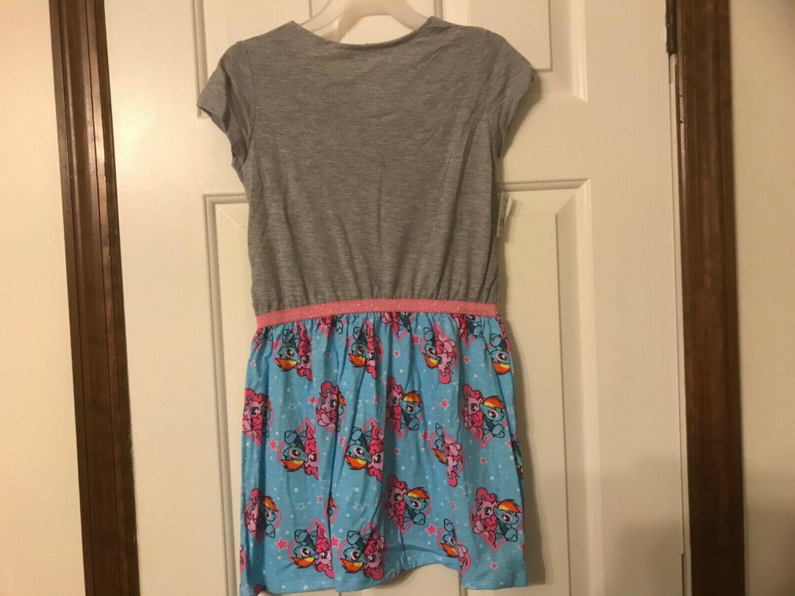 Rainbow Dash Pony dress size
