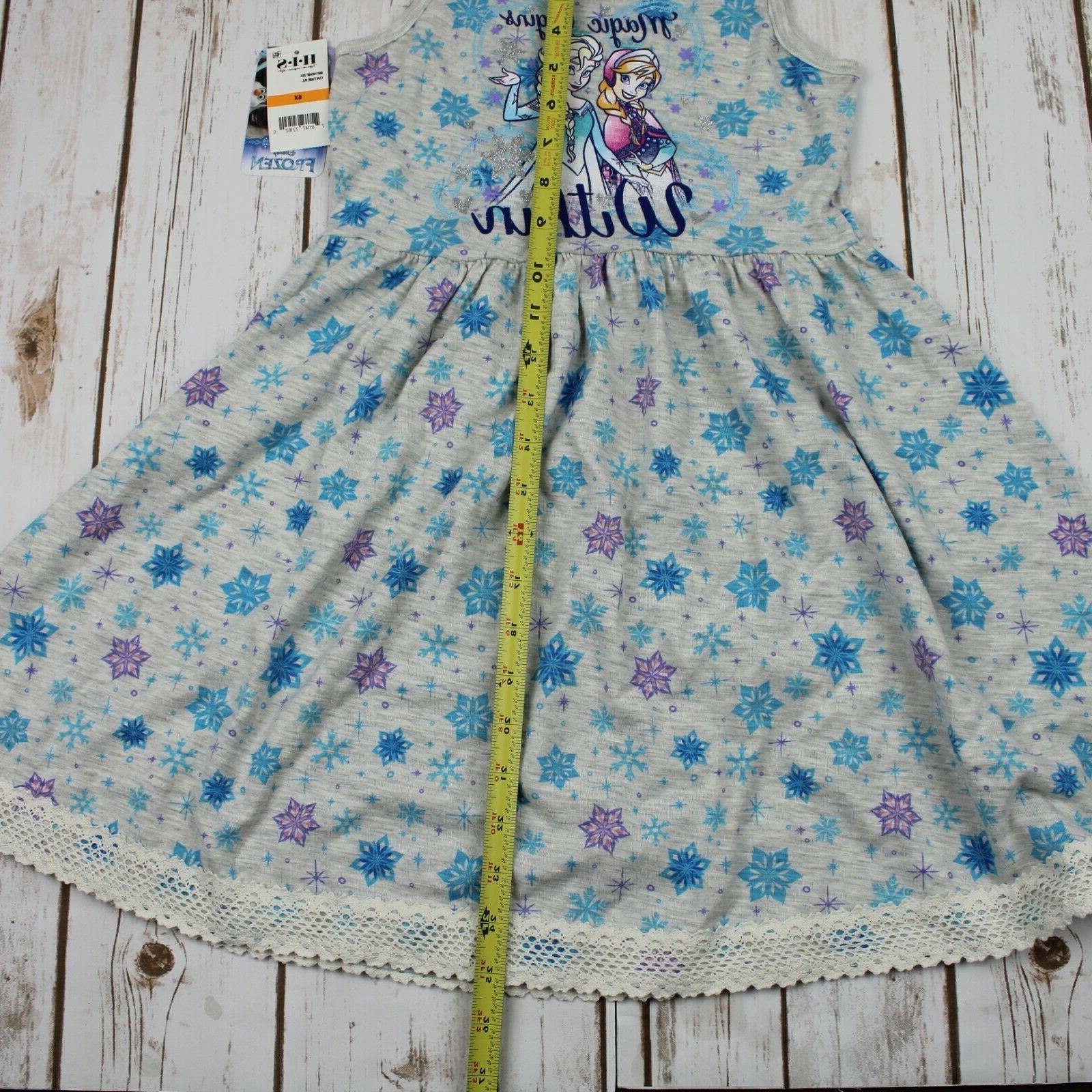 Disney's Frozen Dress Girl