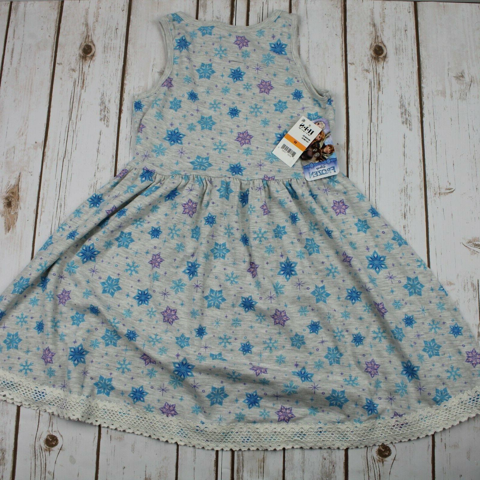 Disney's Frozen Dress Girl Size