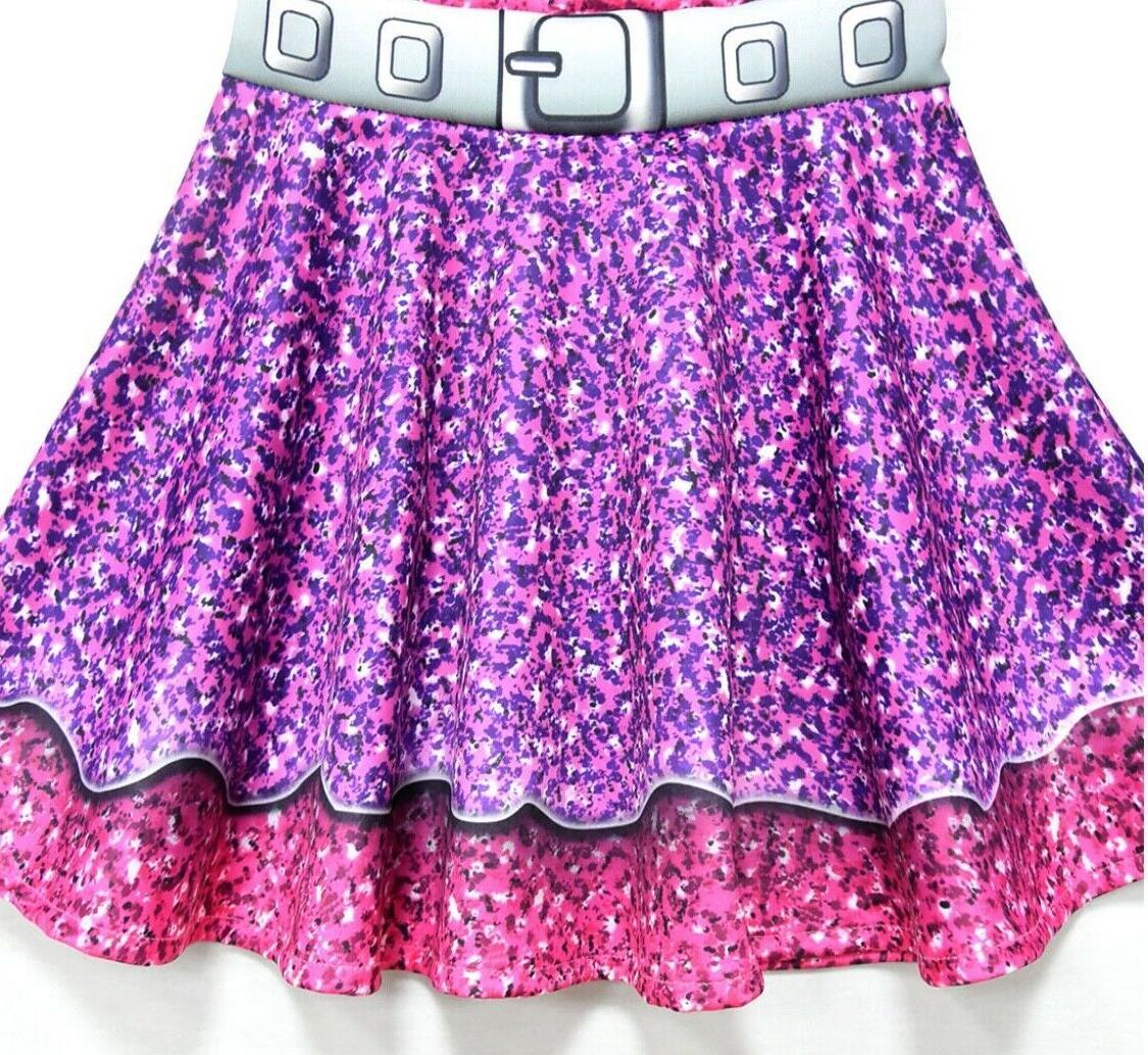 Dress Cosplay Child Fleeced LOLPUQ1