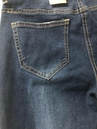 April Stretch High Jeans 7