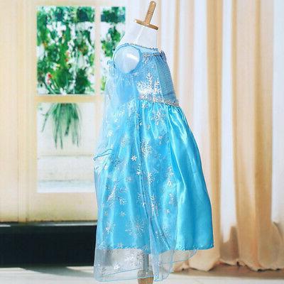 Toddler Girl Princess Costume