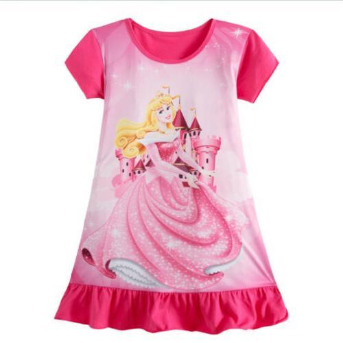 Toddler Rapunzel Belle Princess Print