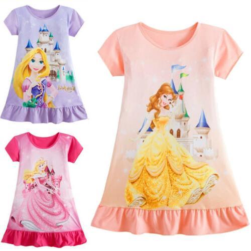 toddler kids baby girls rapunzel belle aurora