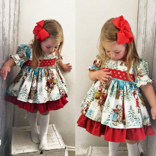USA Baby Girl Party Clothes