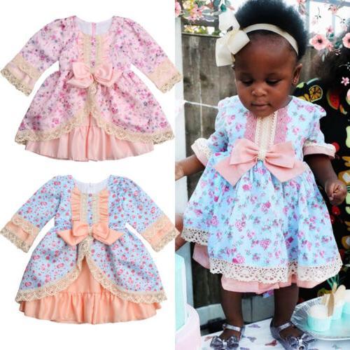 USA Princess Gown Tutu for Kids