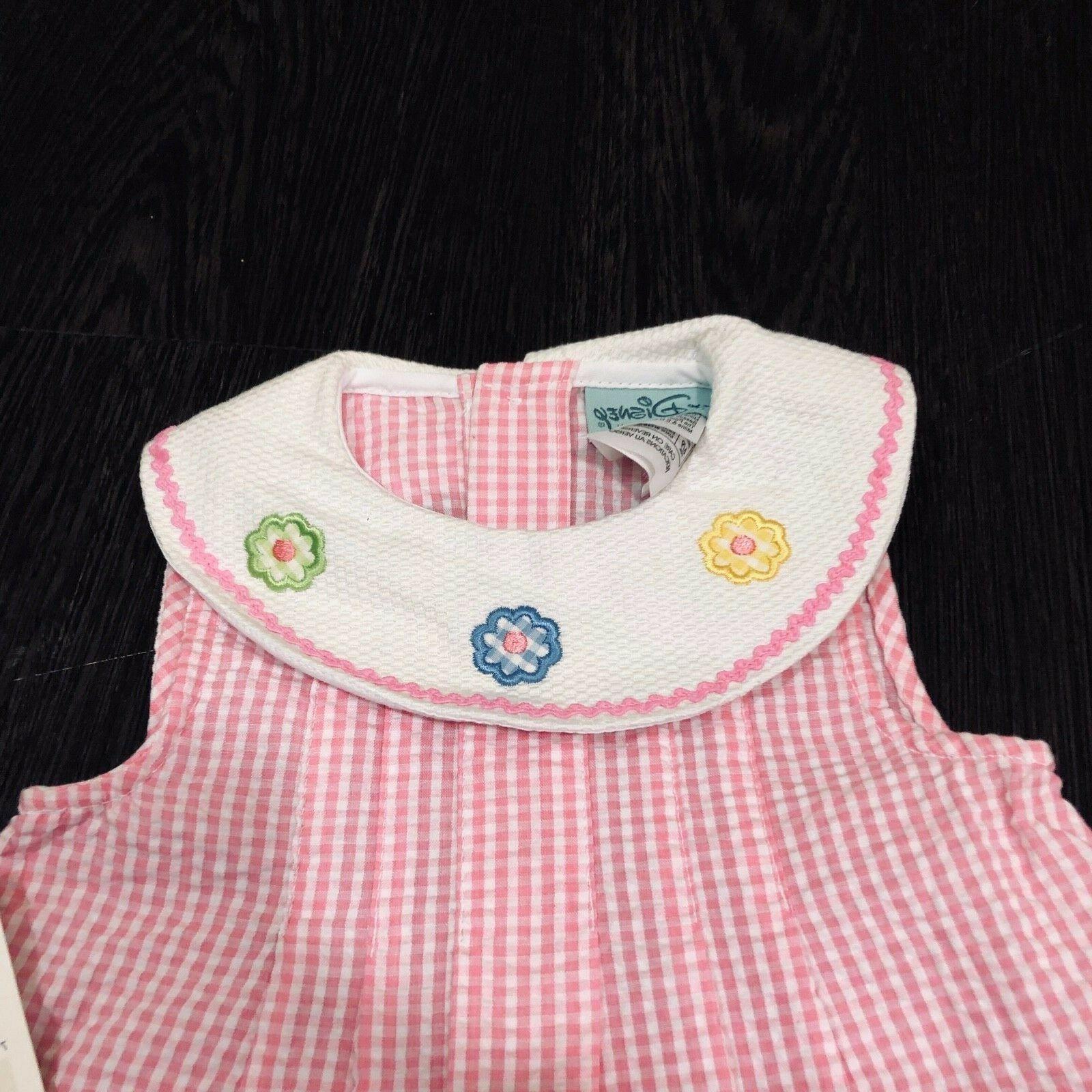 Walt Girl's Size 6-9 the Sucker Dress Pink