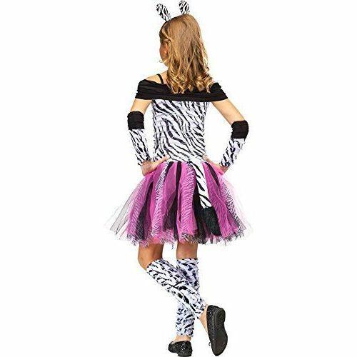 Zebra Costume for sizes & New World 118042