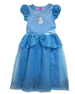 Disney Little Girls' Princess Dress  Cinderella Oceanside