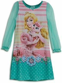 Disney Little Girls Princess Palace Pets Toddler Gown, Night