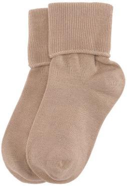 Jefferies Socks Little Girls'  School Uniform Organic Cotton