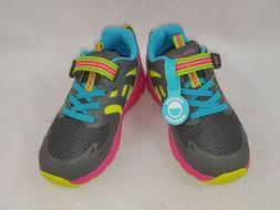 "Stride Rite ""M2P Cannan"" Little Girls Toddler Sneakers, Pink"