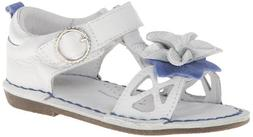 Stride Rite Medallion Collection Haven Girls Leather Sandals