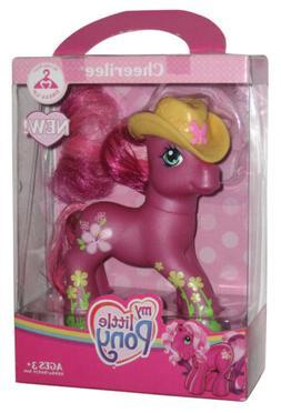 My Little Pony G3 Cutie Mark Design Cheerlie Dress Up Girls
