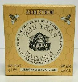 **NEW** BURT'S BEES Baby Bee Buttermilk Soap 3.5 oz.  100% N