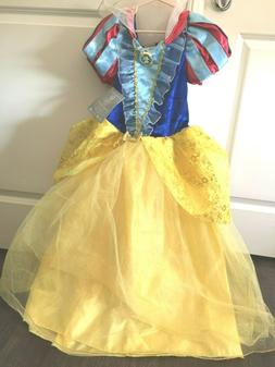 NEW Disney Store Princess Snow White Little Girl Halloween C
