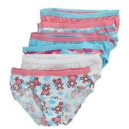 New Fruit of the Loom Toddler Girl's Hipster Underwear