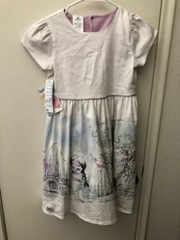 NWT Disney Animators Girl Dress Size 7/8