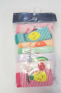 NWT Baby Gap Girls Size 2t-3t or 4t-5t Fruit Strawberry DOTW
