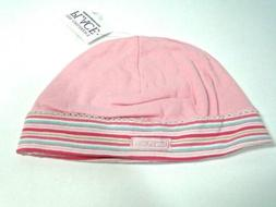 """NWT"" Girl's The Children's Place Newborn Baby Pink Cap Hat"