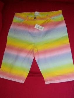 NWT The Children's Place GIRLS SHORTS SIZE 16,