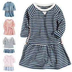 NWT Toddler Girl's Carter's Fall Outfits Dresses Tunics ~ Gr