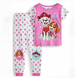 Paw Patrol Skye Marshall dog pajamas girls Toddler 2T 3T 4T