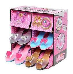 Fashionista Girl Princess Dress Up and Role Play Collection