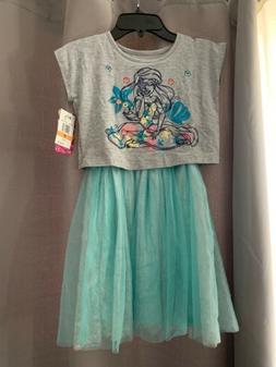 Disney's Ariel The Little Mermaid Dress Girls