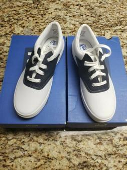 Keds School Days II Sneaker, Uniform School Shoes size 5.5 G