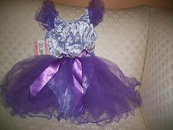 Capezio Sugar Plum Fairy Dress Girls' Ballet Dance Lavender