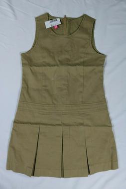 The Children's Place Girl's Uniform Jumper Dress Size 6X/7 -
