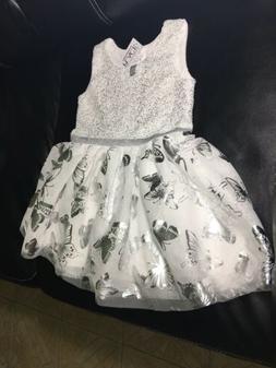 The Children's Place Toddler Girl Sleeveless Metallic Top