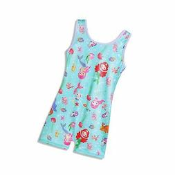 toddler girls gymnastics leotards blue lighting fancy