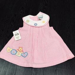 Walt Disney Girl's Infant Size 6-9 Mons Winnie the Pooh Seer