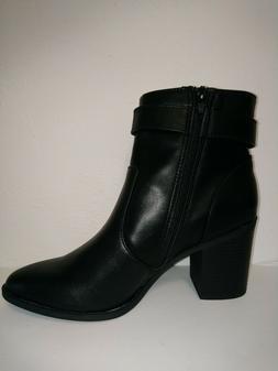 Big Buddha  Women's Dress Boot BLACK SIZE 8.5