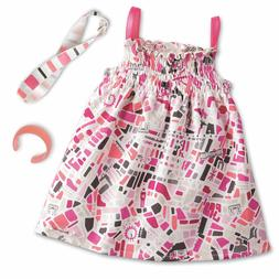 American Girl World Traveler Dress for 18-inch Dolls *RETIRE