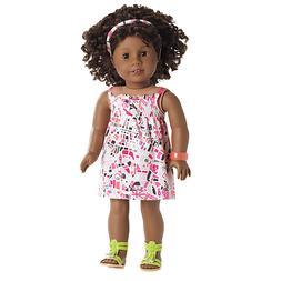 American Girl - World Traveler Dress  for Dolls ~ NIB